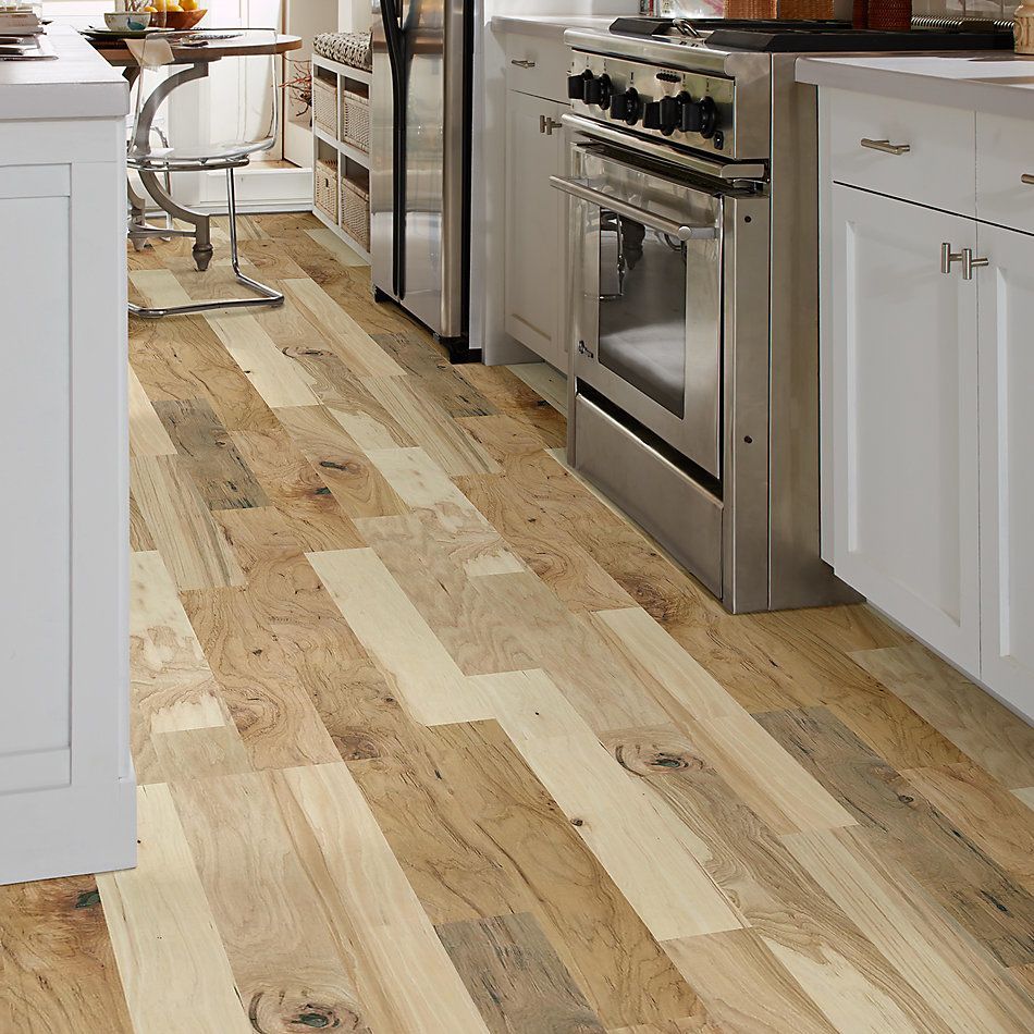 Shaw Floors Home Fn Gold Hardwood Campbell Creek Smooth Canopy 01032_HW669