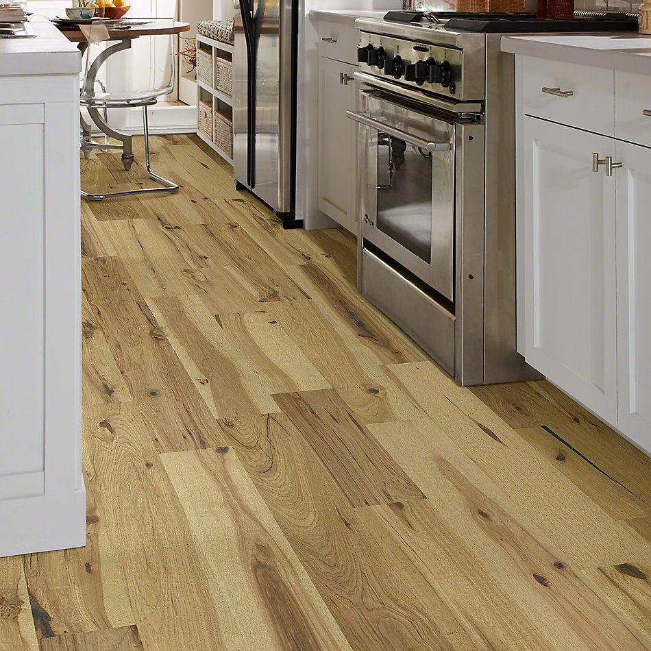 Shaw Floors Repel Hardwood Reflections Hickory Luminous 01033_SW673