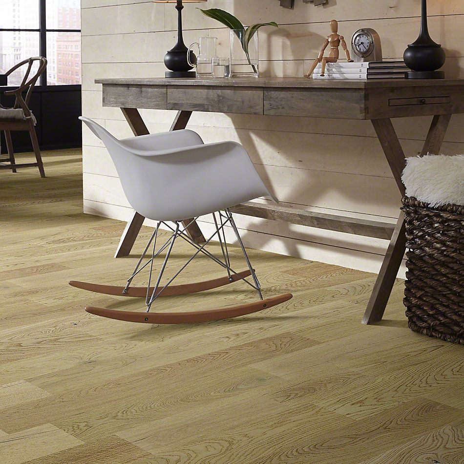 Shaw Floors Shaw Hardwoods Couture Oak Champagne 01045_SW689