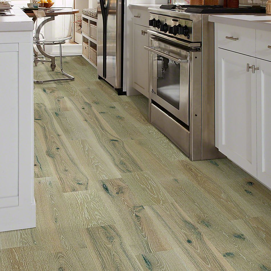 Shaw Floors Floorte Exquisite Beiged Hickory 01052_FH820