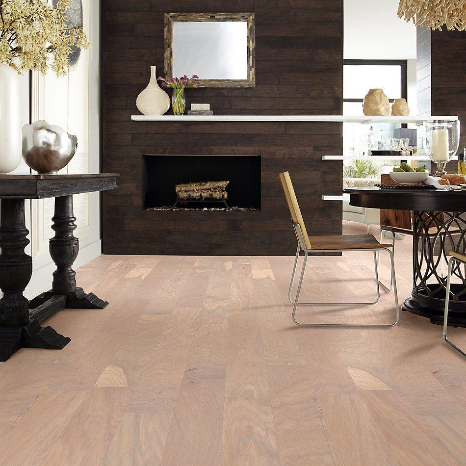 Shaw Floors Home Fn Gold Hardwood Pillar Oak Limestone 01074_HW705
