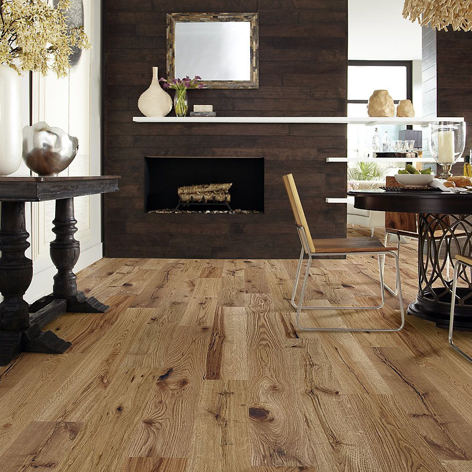 Shaw Floors Richmond American Homes Encore White Oak Primitive 01082_HA246