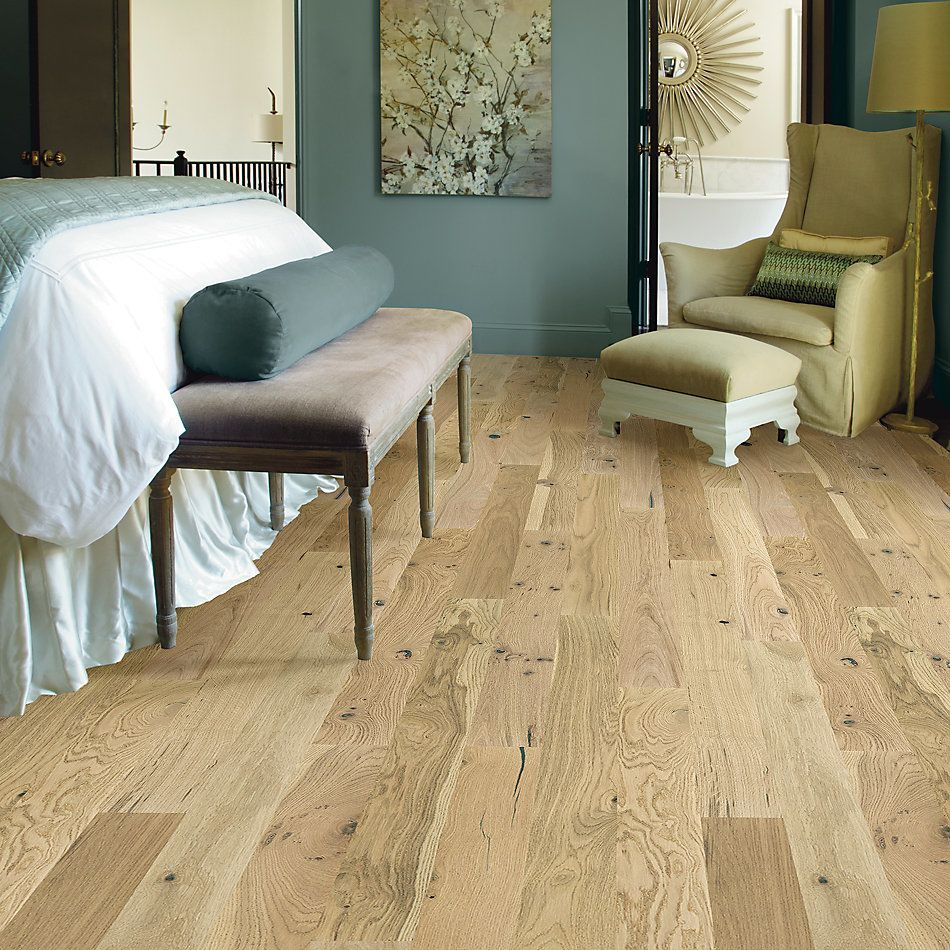Shaw Floors Shaw Hardwoods Cornerstone Oak Travertine 01083_SW676
