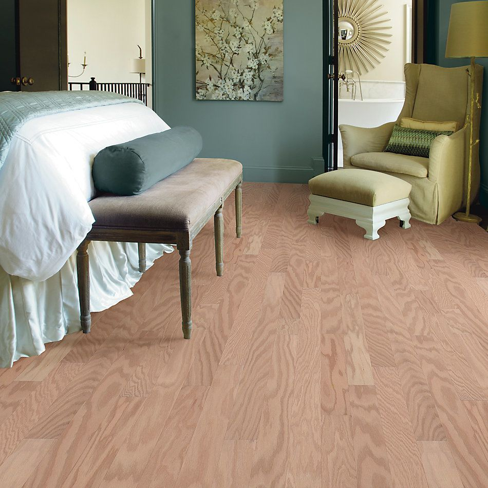 Shaw Floors Duras Hardwood All In II 3.25 Biscuit Lg 01102_HW581