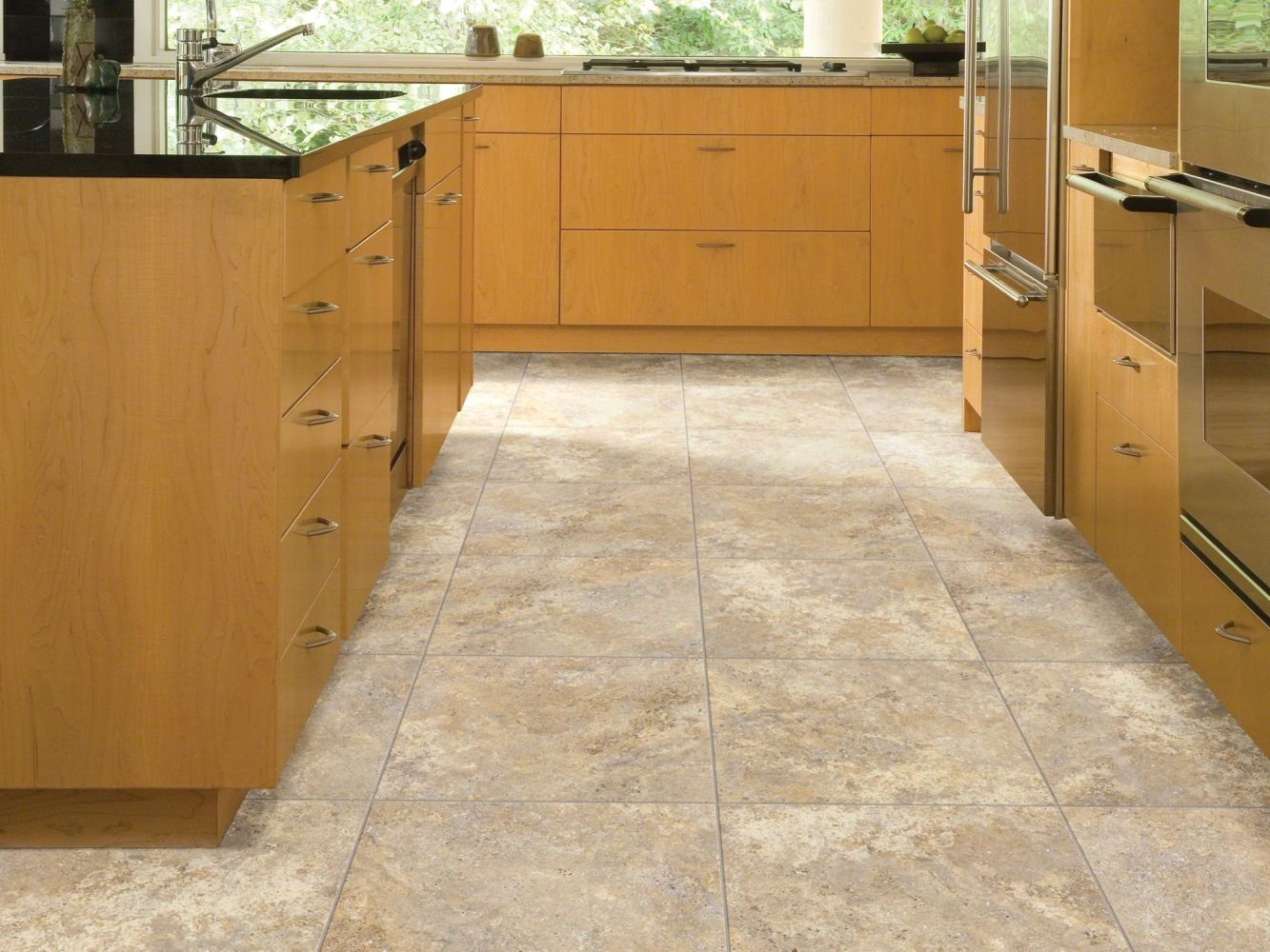 Shaw Floors Resilient Residential Resort Tile Cashmere 00240_0189V
