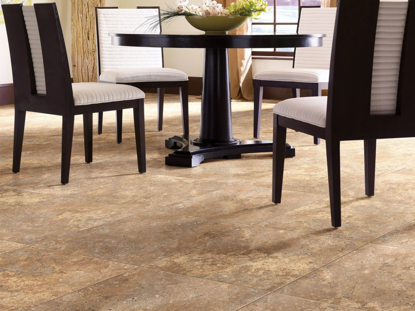 Shaw Floors Vinyl Residential Resort Tile Hot Cocoa 00750_0189V