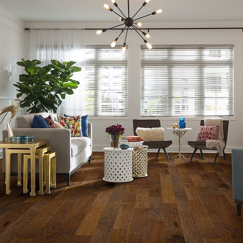 Shaw Floors Shaw Hardwoods Sequoia Hickory 5 Pacific Crest 02000_SW539