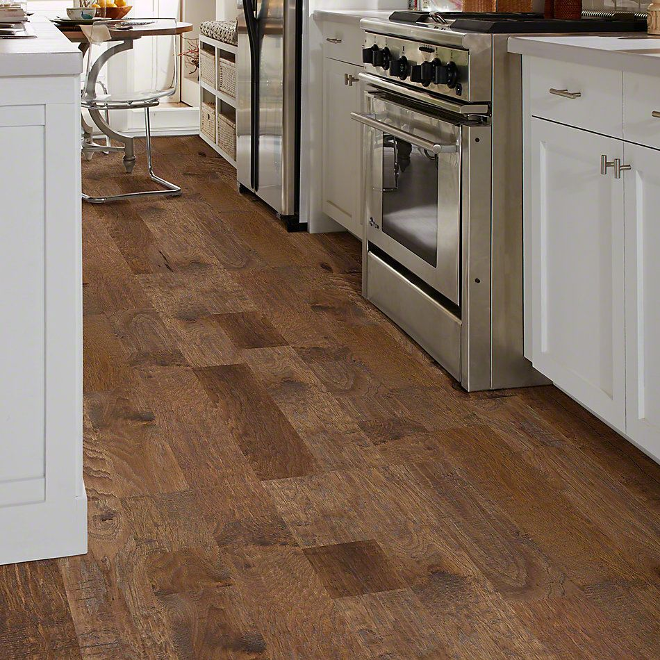 Shaw Floors Shaw Hardwoods Sequoia 6 3/8 Pacific Crest 02000_SW545