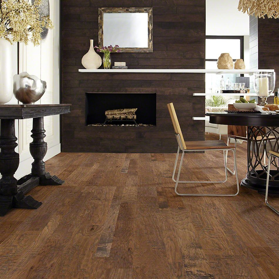 Shaw Floors Shaw Hardwoods Sequoia Hickory Mixed Width Pacific Crest 02000_SW546