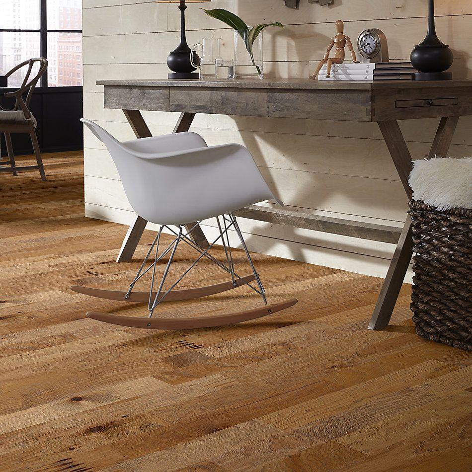 Shaw Floors Home Fn Gold Hardwood Leesburg 2 – Mixed Allspice 02002_HW619
