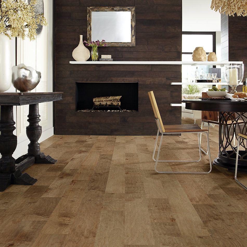 Shaw Floors To Go Hardwood Rutledge Row Buckskin 02005_FW680