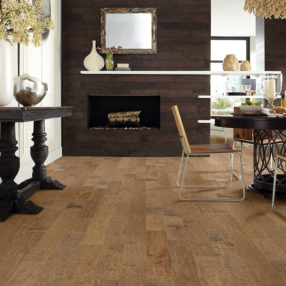 Shaw Floors Shaw Hardwoods Yukon Maple 5 Buckskin 02005_SW547