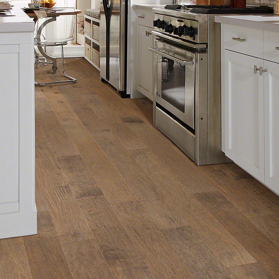 Shaw Floors Shaw Hardwoods Yukon Maple 6 3/8 Buckskin 02005_SW548