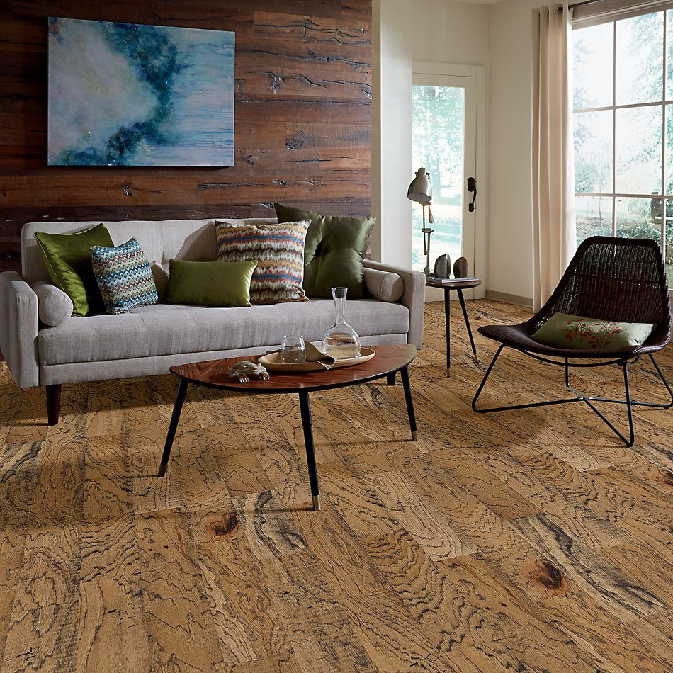 Shaw Floors Home Fn Gold Hardwood Riverbend 2 Fireside 02008_HW602