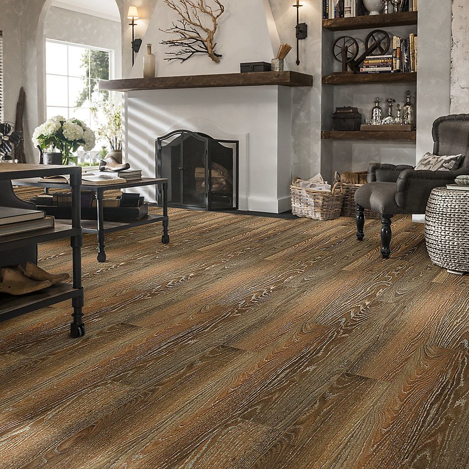 Shaw Floors Versalock Laminate Central Park Tourist Oak 02016_SL112