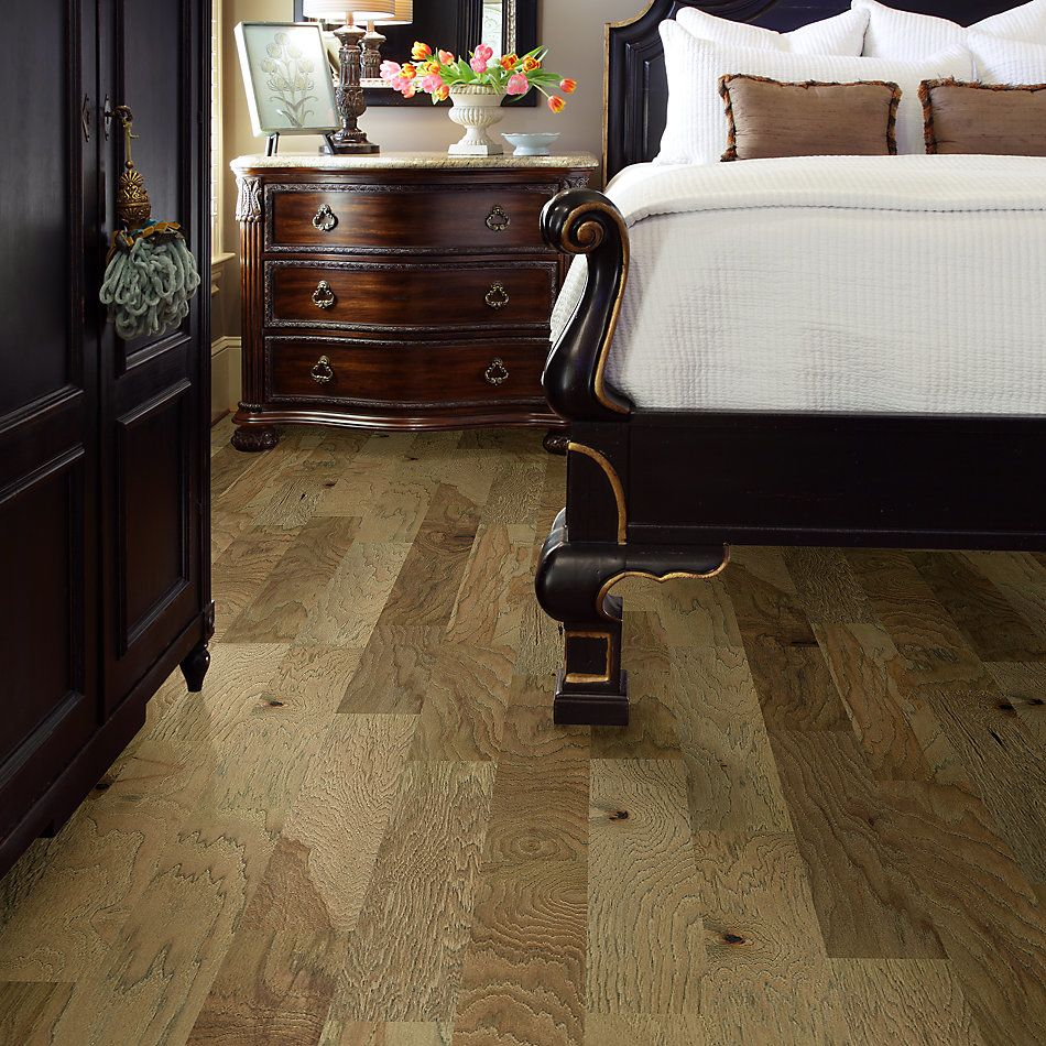Shaw Floors Home Fn Gold Hardwood Campbell Creek Brushed Burlap 02026_HW670