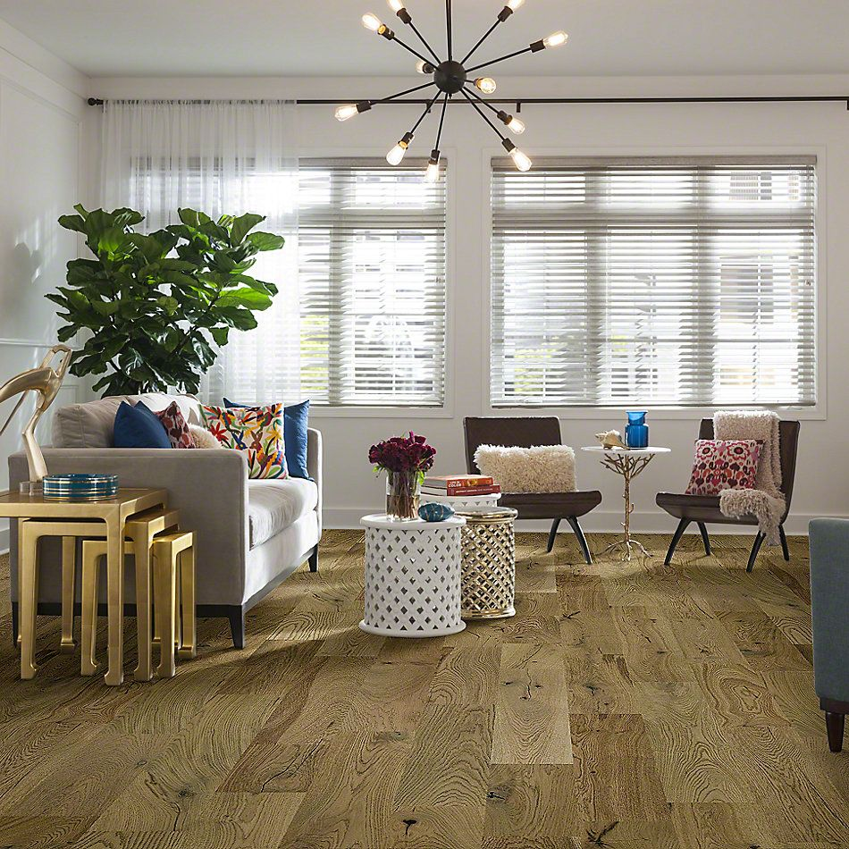 Shaw Floors Shaw Hardwoods Couture Oak Crema 02034_SW689