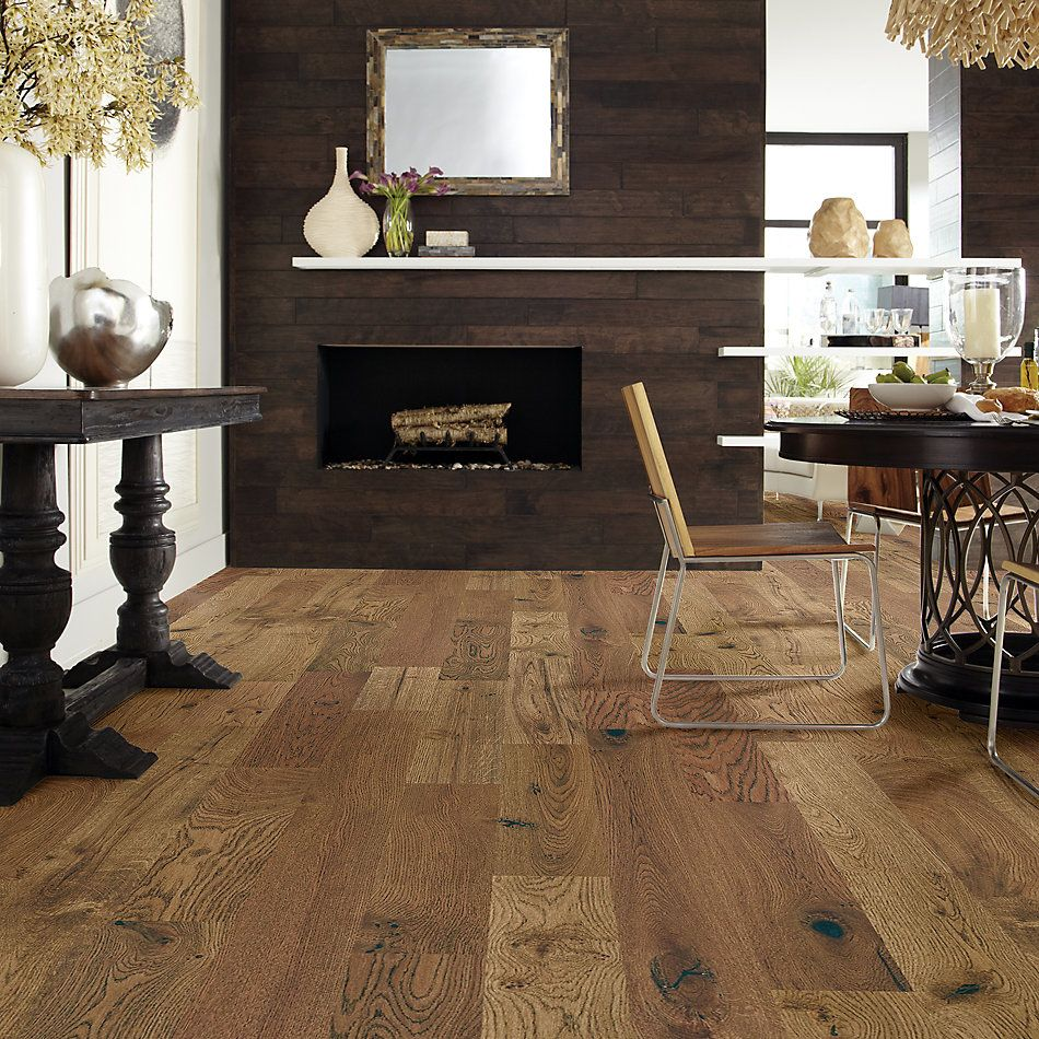 Shaw Floors Floorte Exquisite Rich Oak 02040_CWFW1