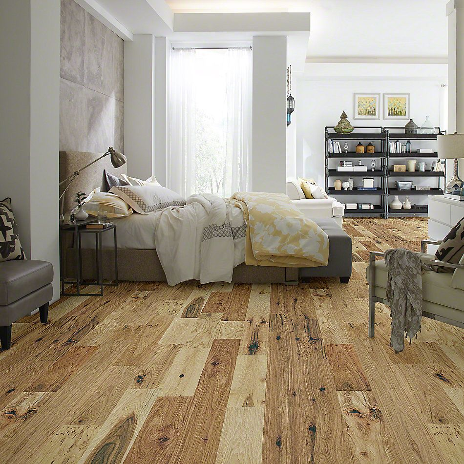 Shaw Floors Floorte Exquisite Natural Hickory 02042_FH820
