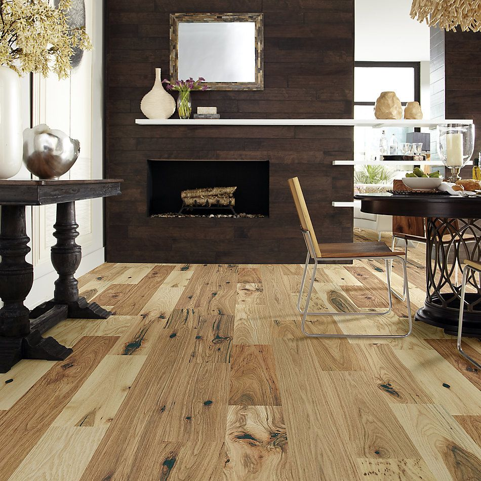 Shaw Floors Floorte Exquisite Natural Hickory 02042_BF700