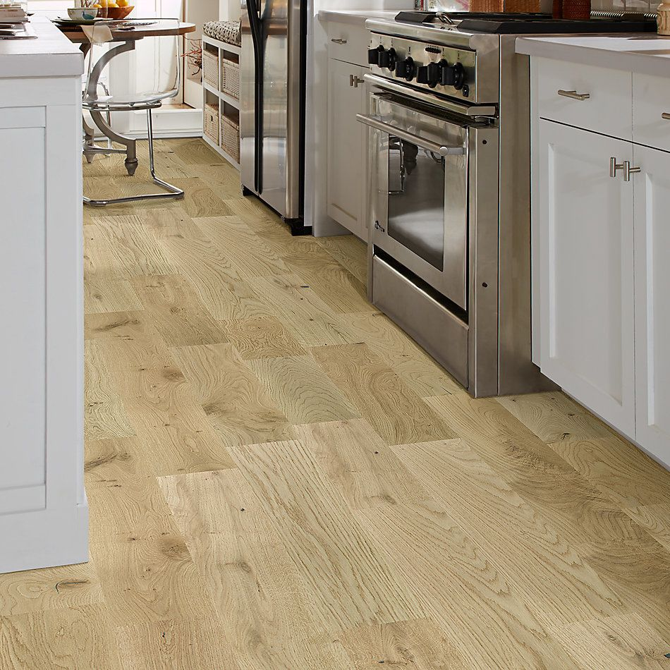Shaw Floors Home Fn Gold Hardwood Kingston Oak Dynasty 02047_HW485