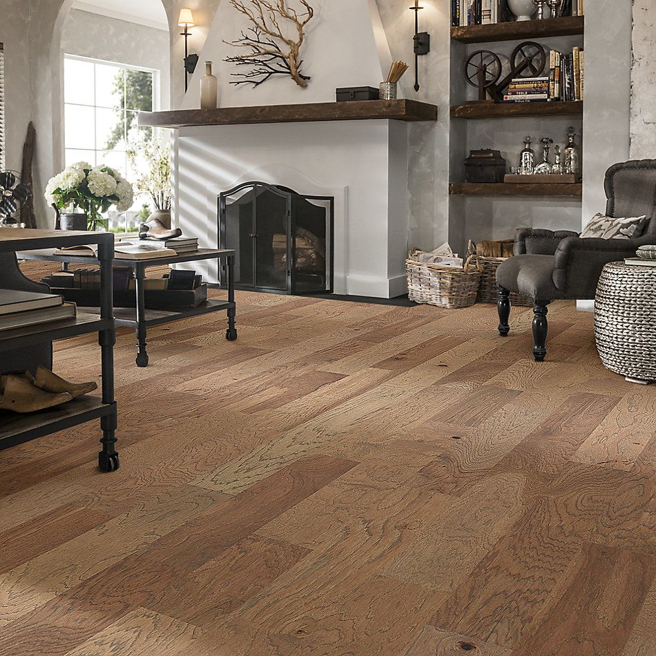 Shaw Floors Shaw Hardwoods Alpine Hickory Red Clay 02054_SW710