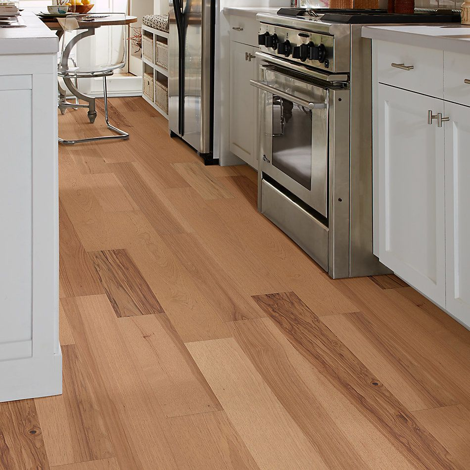Shaw Floors Repel Hardwood Sanctuary Hickory Repose 02060_SW715
