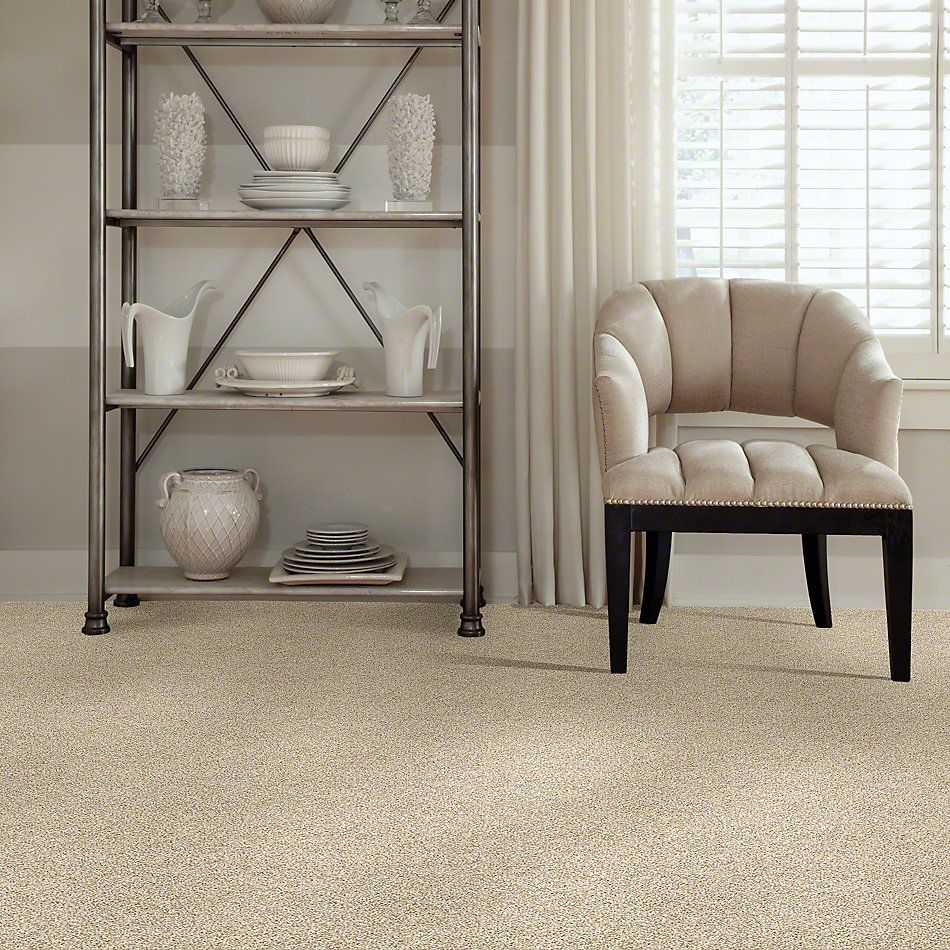 Shaw Floors Caress By Shaw Delicate Distinction Classic I Cream Tea 0240B_BCC19
