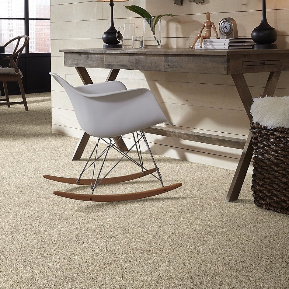 Shaw Floors Caress By Shaw Devon Classic III Lg Cream Tea 0240B_CC15B