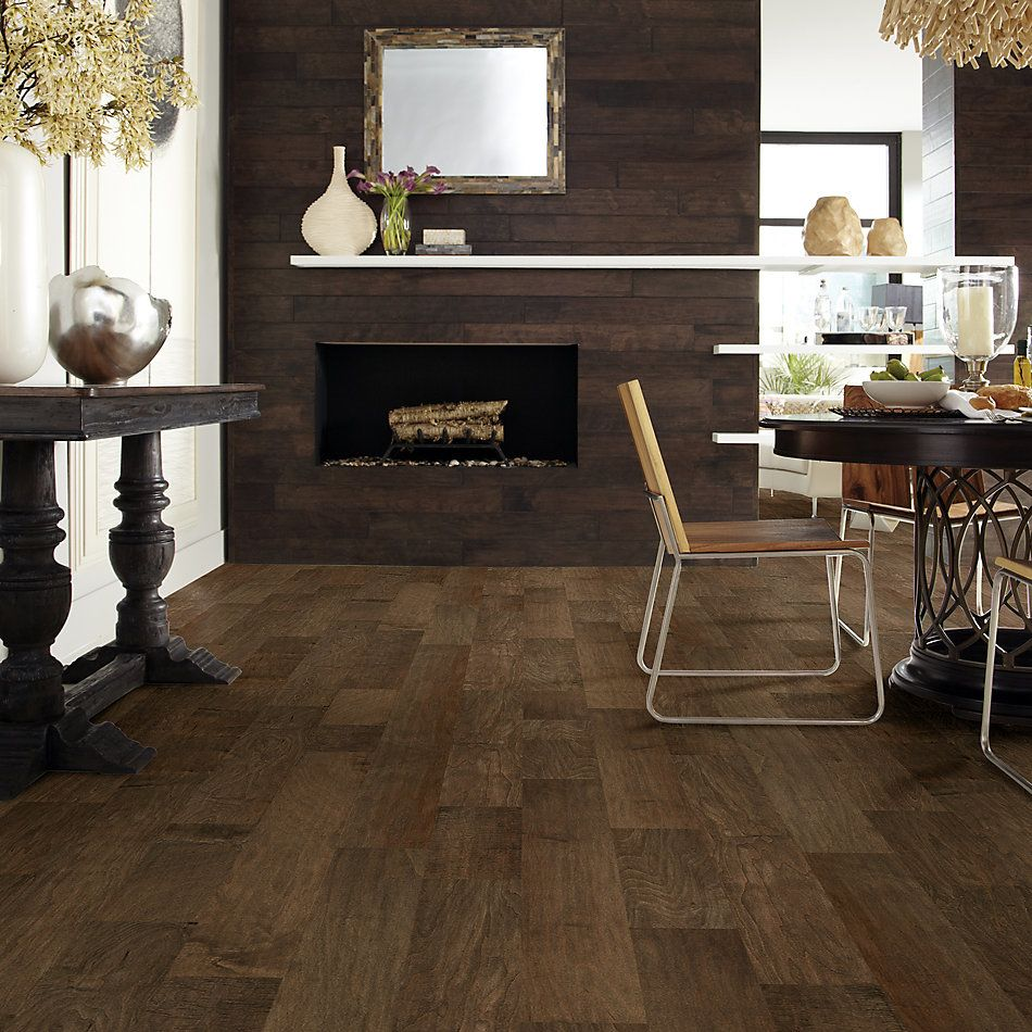 Shaw Floors Duras Hardwood Terrace Maple Bison 03000_HW594