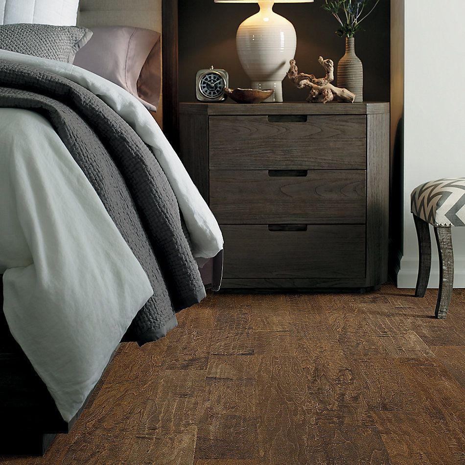 Shaw Floors Home Fn Gold Hardwood Mackenzie Maple 2 -6 3/8 Bison 03000_HW605