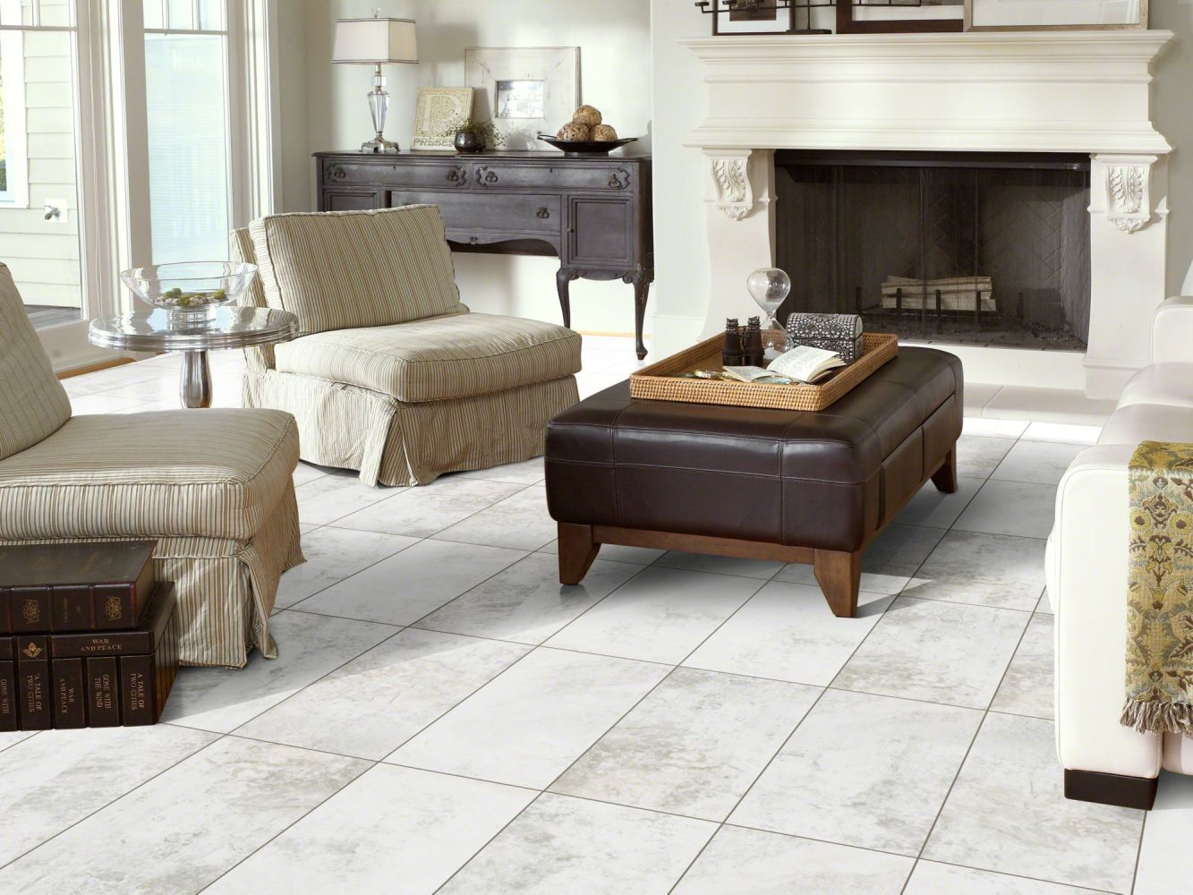 Shaw Floors Vinyl Residential Fairmount Ti 20 Sweetbriar 00547_0414V