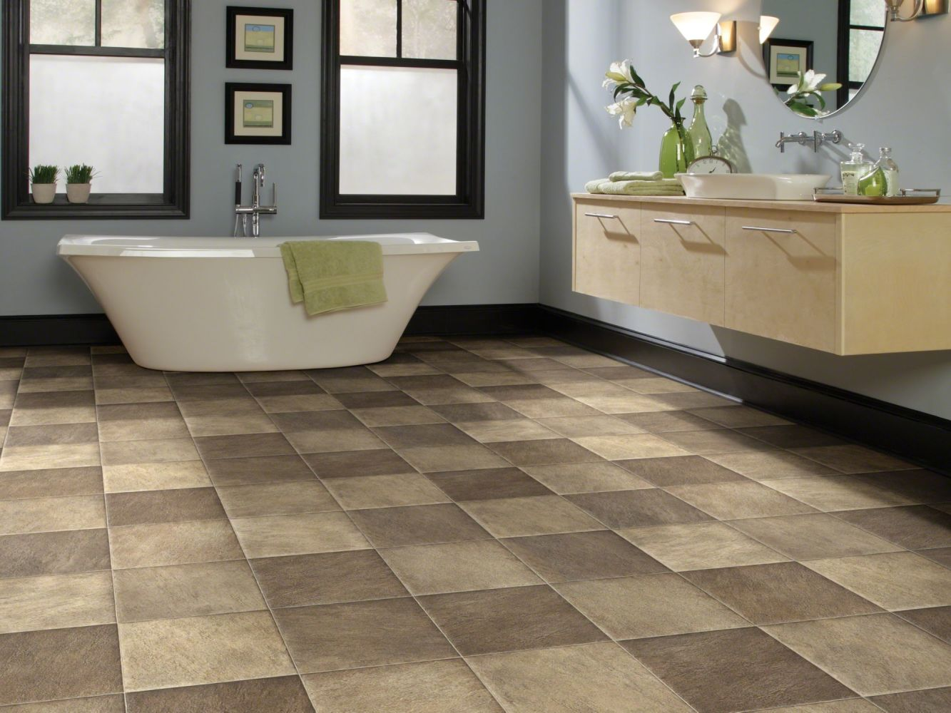 Shaw Floors Resilient Residential Zeus Olympian Tan 00569_0429V