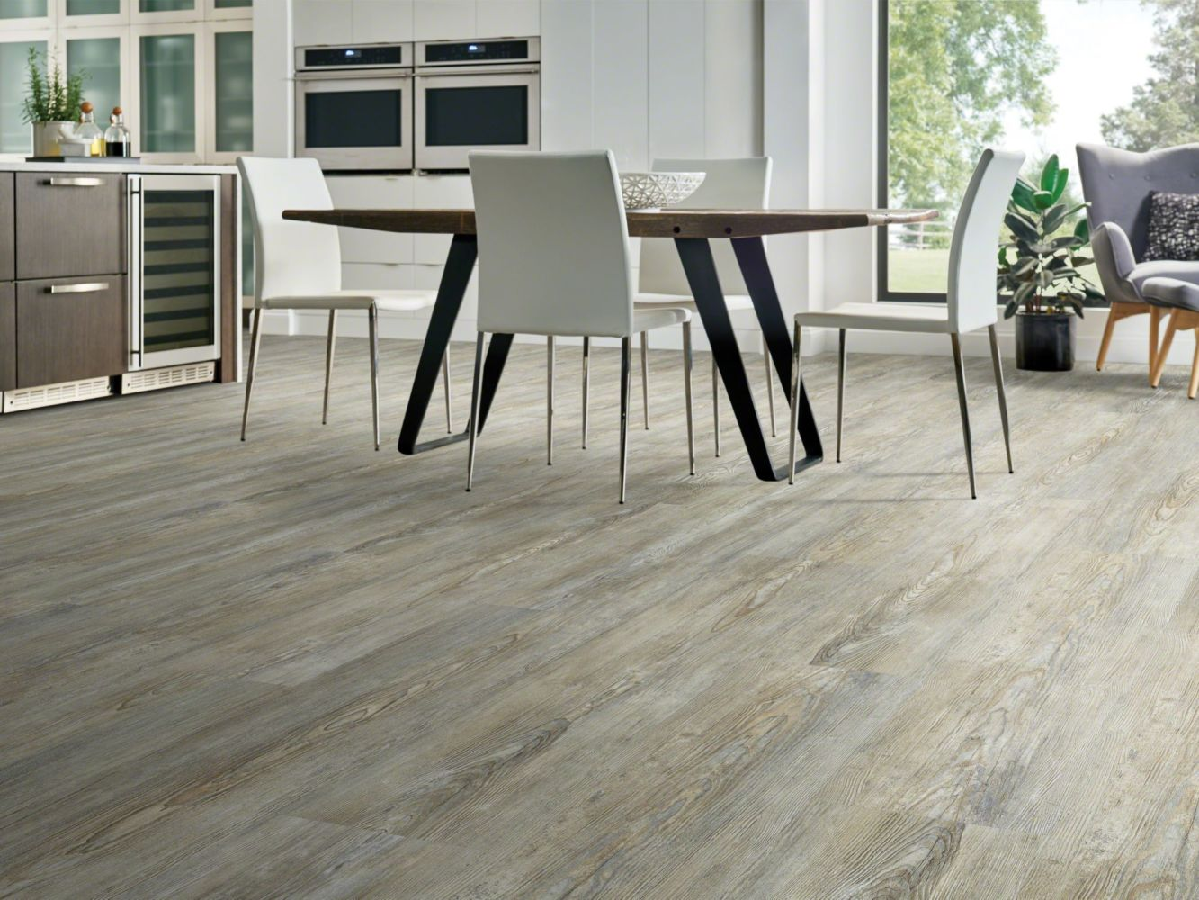 Shaw Floors Resilient Residential Rainier Plus Legend Pine 05031_0456V