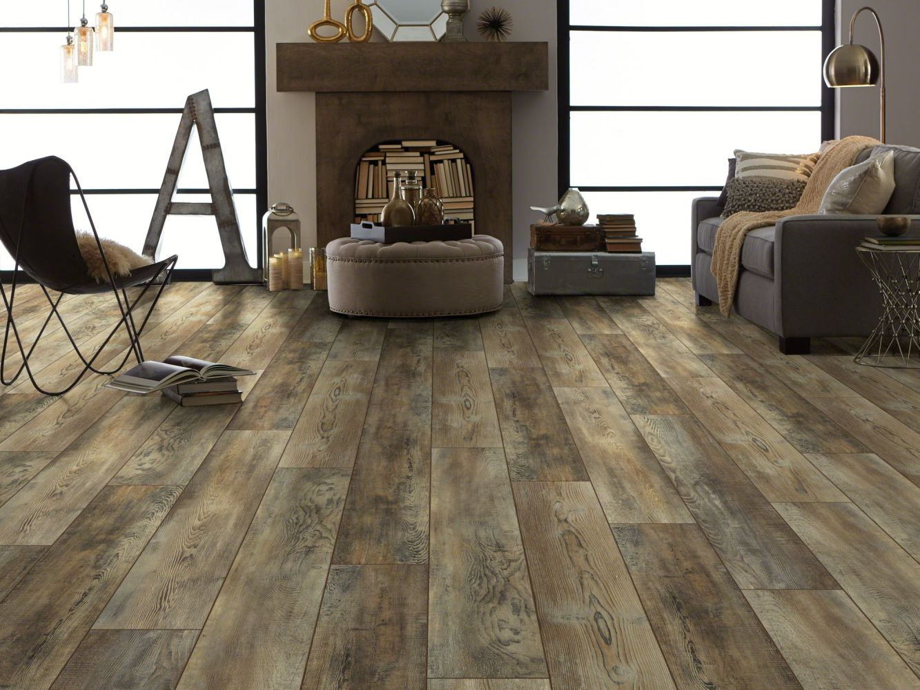 Shaw Floors Resilient Residential Mojave HD Plus Saggio 00159_0461V