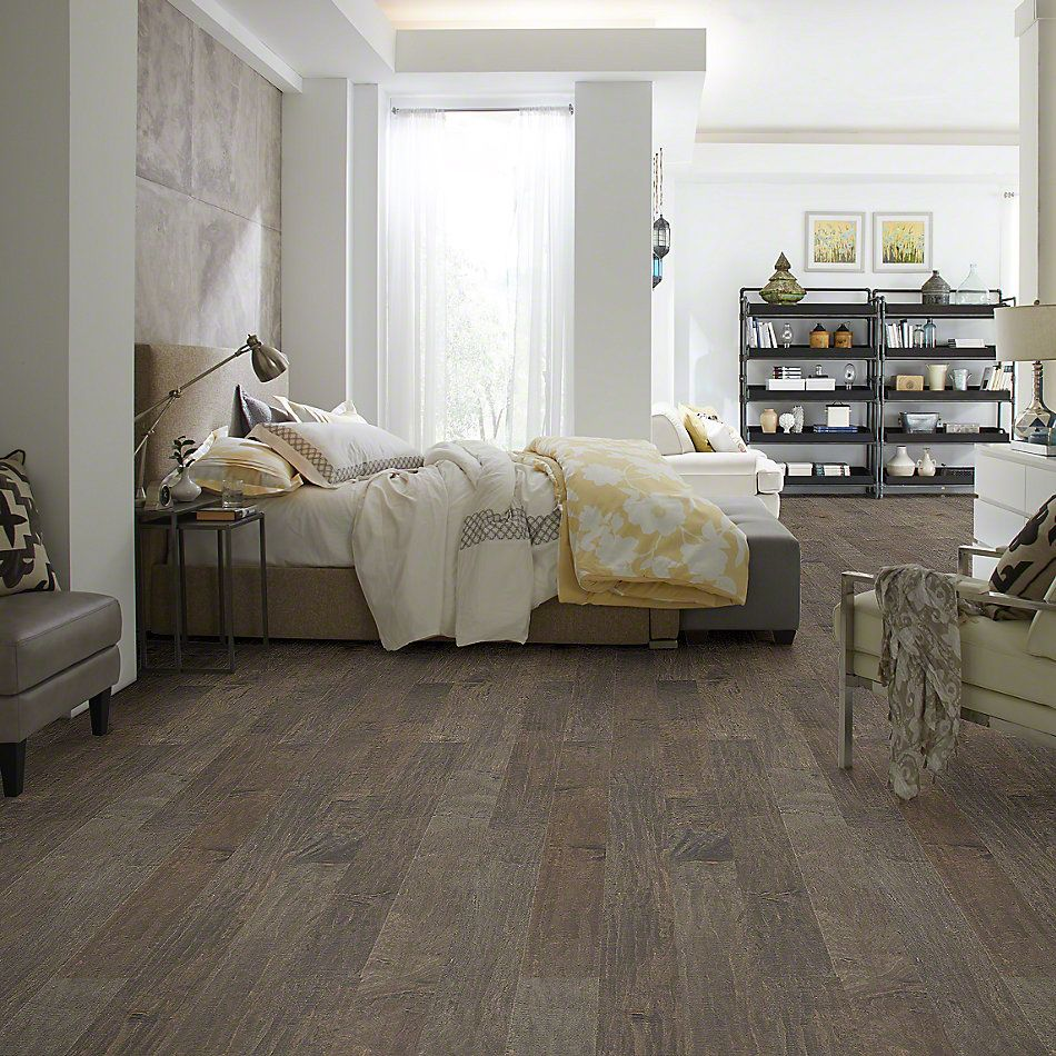 Shaw Floors Shaw Hardwoods Yukon Maple 6 3/8 Timberwolf 05002_SW548