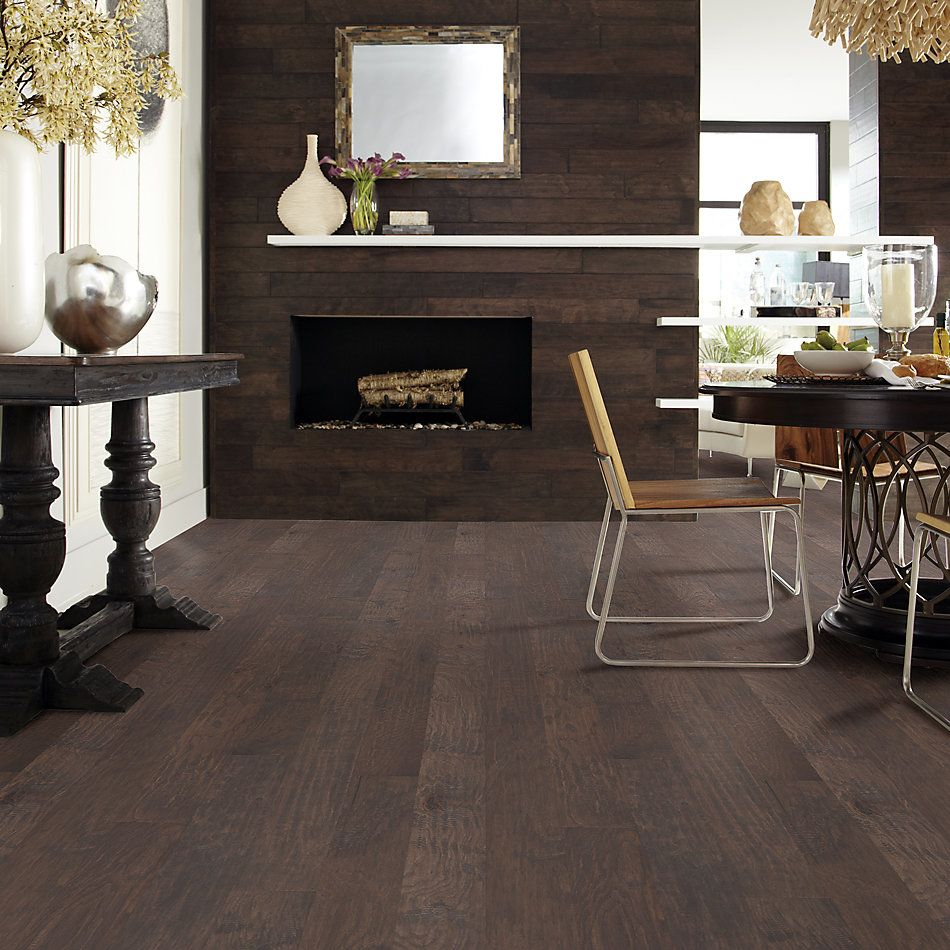 Shaw Floors Shaw Hardwoods Sequoia Hickory 5 Crystal Cave 05003_SW539