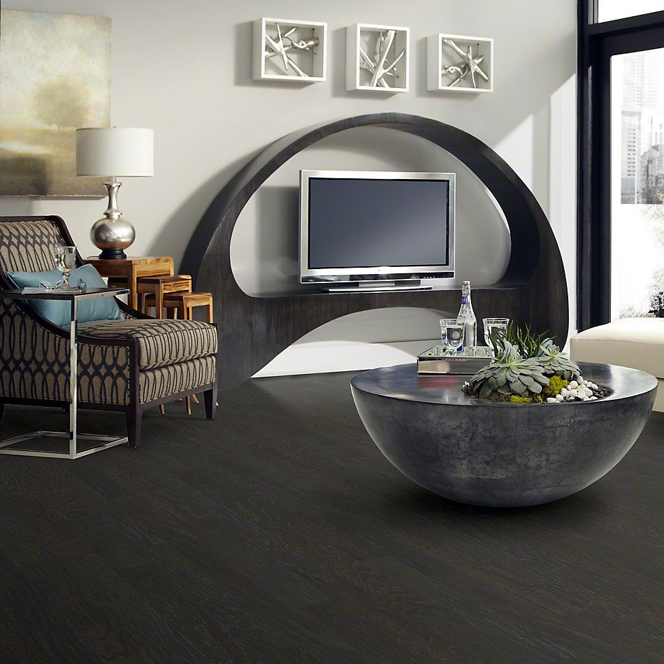 Shaw Floors Shaw Hardwoods Albright Oak 5 Charcoal 05013_SW582