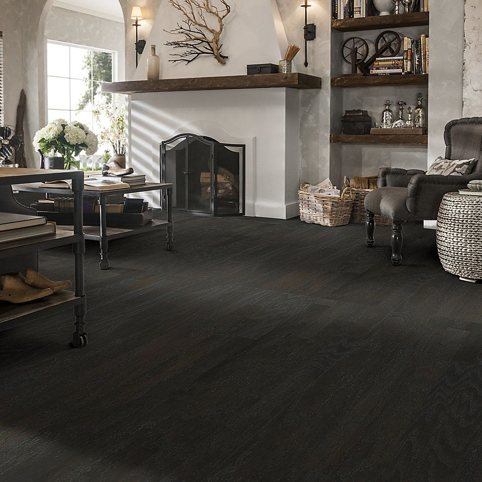 Shaw Floors SFA Arden Oak 3.25 Charcoal 05013_SA489