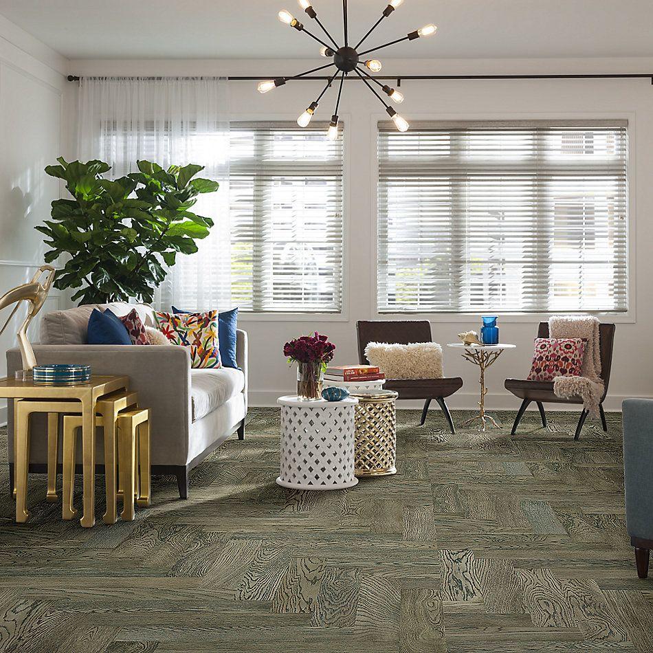 Shaw Floors Home Fn Gold Hardwood Park Avenue Herringbone Roosevelt 05014_HW663