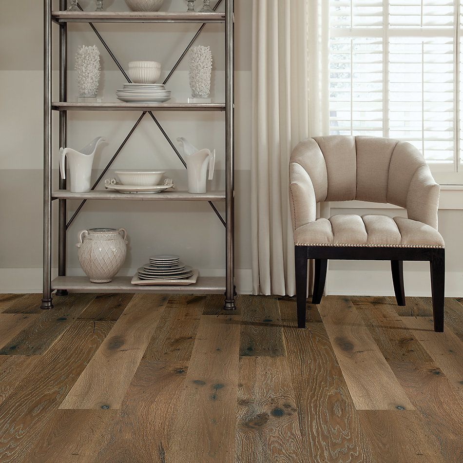 Shaw Floors Home Fn Gold Hardwood Kingston Oak Baroque 05031_HW485