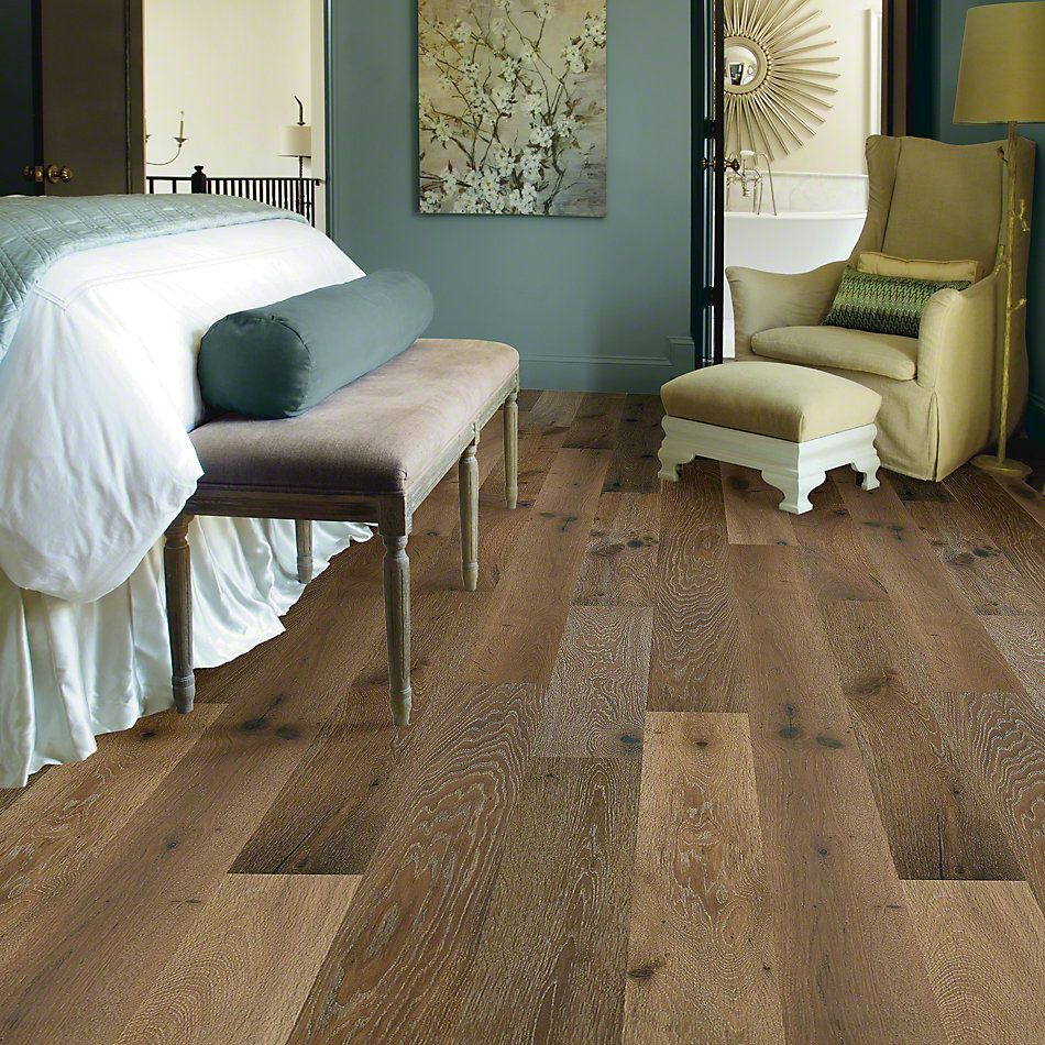 Shaw Floors Shaw Hardwoods Castlewood Oak Baroque 05031_SW485