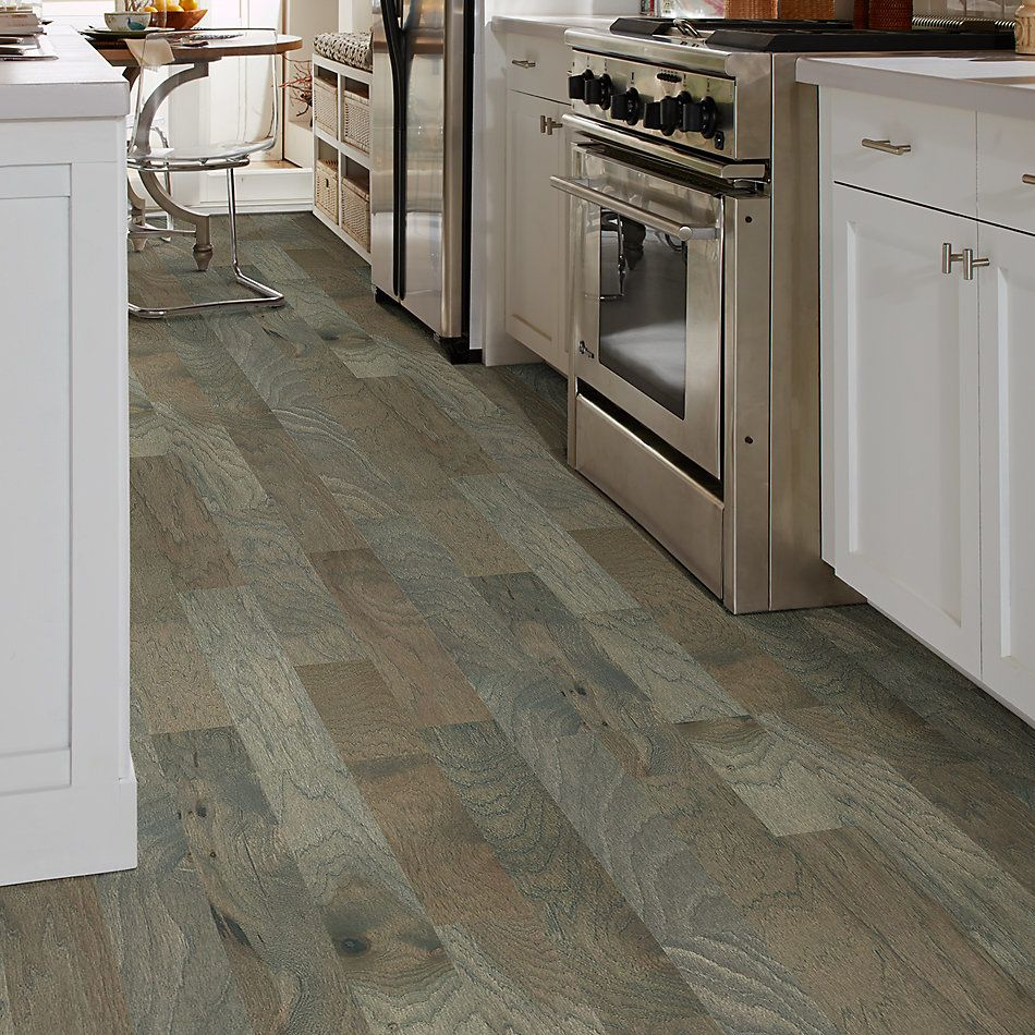 Shaw Floors Home Fn Gold Hardwood Campbell Creek Smooth Greystone 05054_HW669