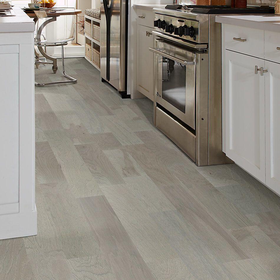 Shaw Floors Home Fn Gold Hardwood Piedmont Hickory Centennial Grey 05077_HW710