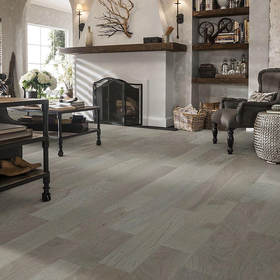 Shaw Floors Shaw Hardwoods Alpine Hickory Centennial Grey 05077_SW710