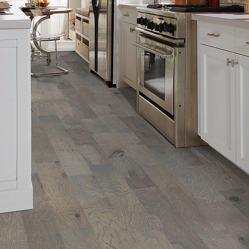 Shaw Floors Home Fn Gold Hardwood Piedmont Hickory Dogwood 05081_HW710