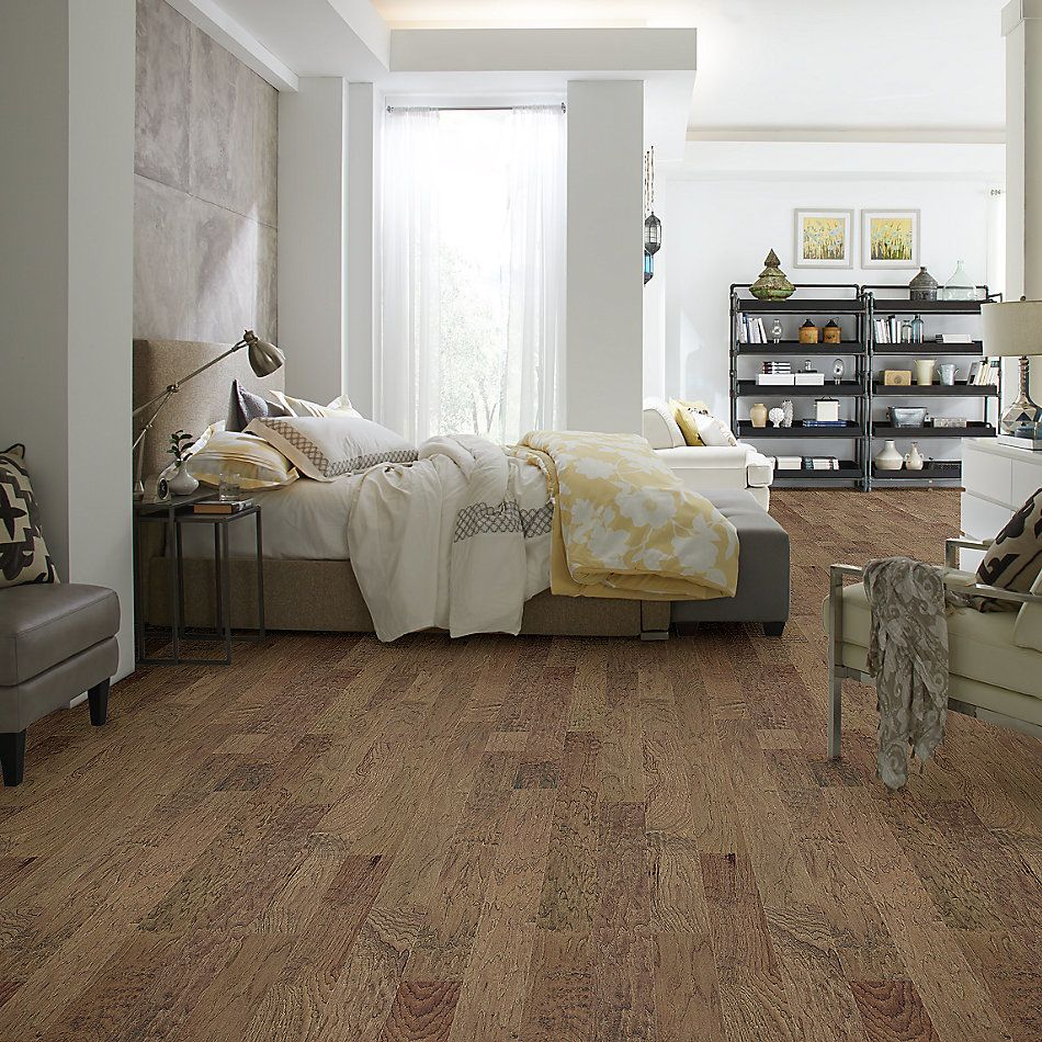 Shaw Floors Epic Legends Pebble Hill Hickory 5 Rattan 05088_SW219