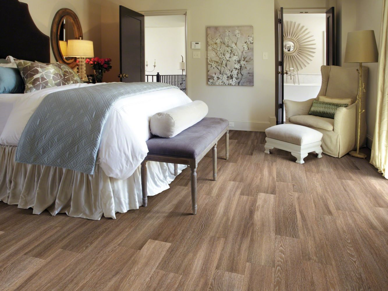 Shaw Floors Vinyl Residential Signal Mountain Hemlock Branch 00574_0558V