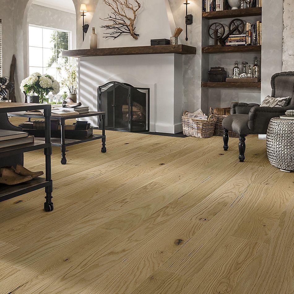 Shaw Floors Home Fn Gold Hardwood Oasis Oak Fireside 06006_HW714