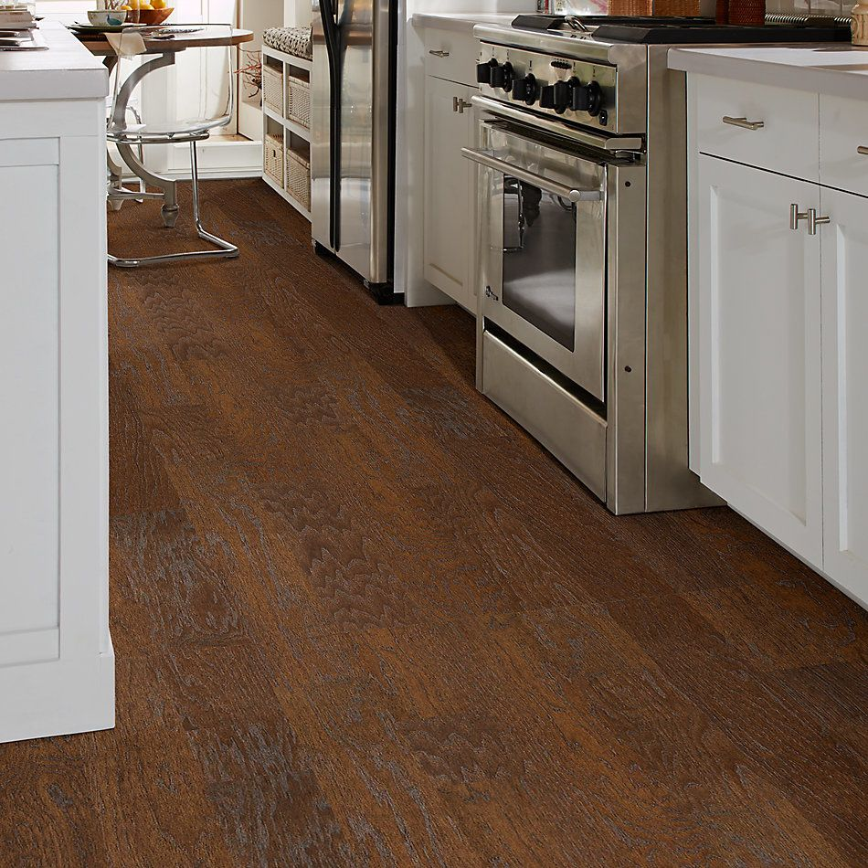 Shaw Floors Home Fn Gold Hardwood Kings Canyon 2 – 6 3/8 Ginger 07002_HW601